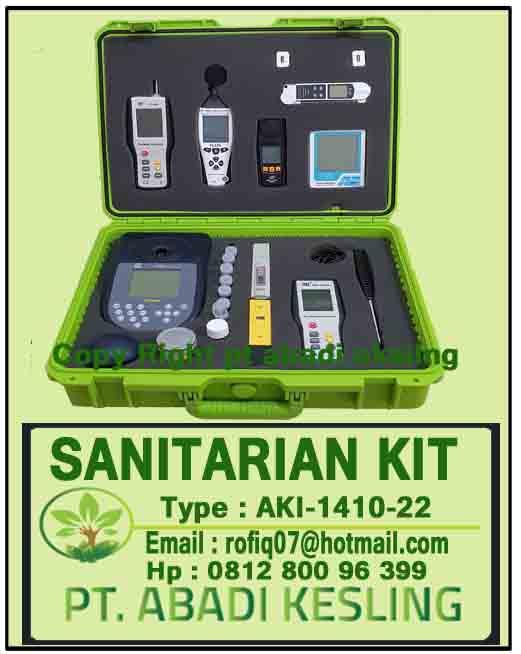 Sanitarian-kit-aki-1042-30
