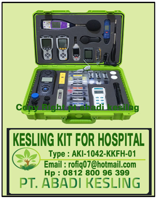Kesling Kit For Hospital