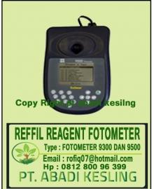 REAGENT PHOTOMETER YSI 9500