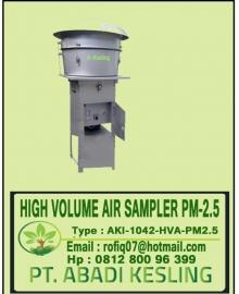 HIGH VOLUME AIR SAMPLER PM-2.5