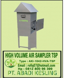 HIGH VOLUME AIR SAMPLER TSP