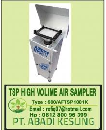 TSP HIGH VOLIME AIR SAMPLER